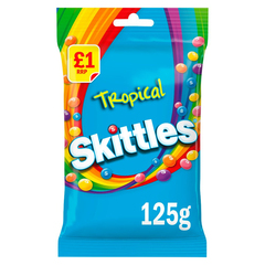 Skittles Tropical 125 г