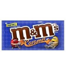Драже M&M's Caramel 40гр