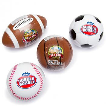 Dubble Bubble Pro-Ball Candy жевательная резинка 12гр