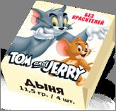 Tom and Jerry конфеты жевательные со вкусом Дыни 11,5 гр