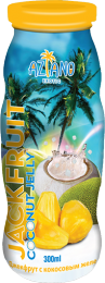 Aziano 30% нектар Джекфрут с кокосовым желе (300 мл)