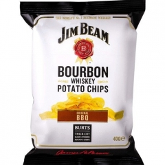 Чипсы Jim Beam Bourbon Whiske 40гр