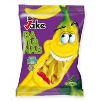 "Жев.мармелад ""Бананы в сахаре"" 100грамм /JAKE Испания"