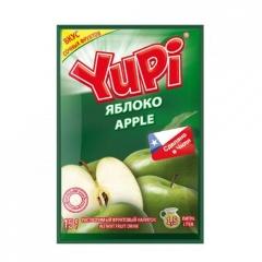 Растворимый напиток YUPI Яблоко 15г
