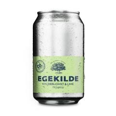 Egekilde Hyldeblomst & Lime med Brus 330мл