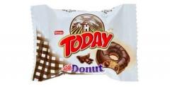 Кекс TODAY MINI DONUT COCOA 20гр