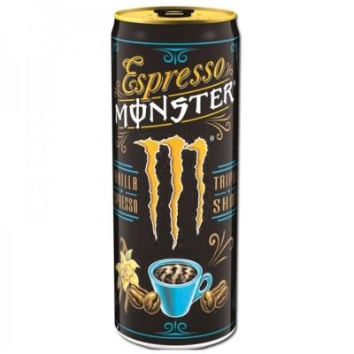 Напиток кофейный безалкогольный Монстер Эспрессо Ванилла 250мл
