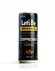 Кофе Let's be Espresso 240 мл