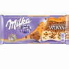 Шоколад Milka Waves Caramel (81 грамм)