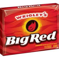 Wrigley`s Big Red