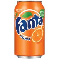 Fanta Orange (Апельсин) 0,355 ml