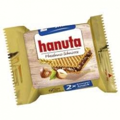 Ferrero Hanuta 44g (2 x 22g)