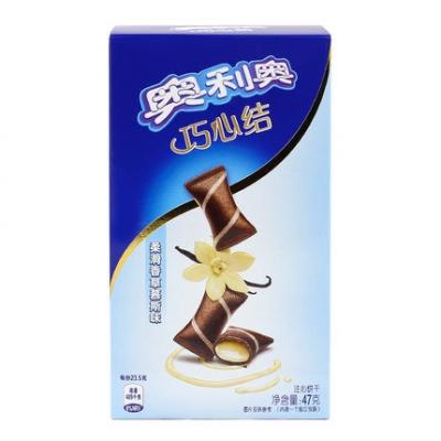 Подушечки «Oreo» с ванильной начинкой 47гр