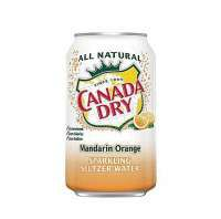 Canada Dry Mandarin Orange 0,355 ml