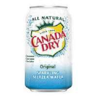Canada Dry Original Sparkling water 0,355 ml