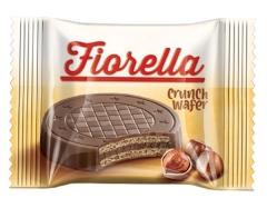 Вафли Фиорелла Fiorella в шоколаде 20гр
