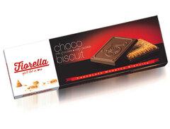 Fiorella Печенье в молочном шоколаде 102г