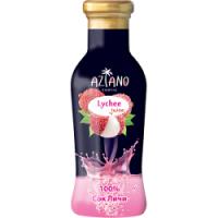 Aziano 100% сок Личи стекло (265мл)