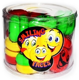 Smiling facces candy 7,5 гр