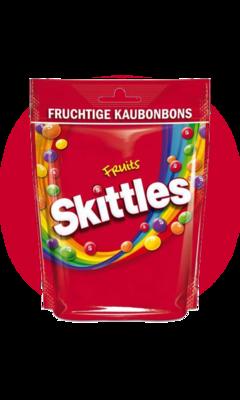 Skittles fruits 160гр
