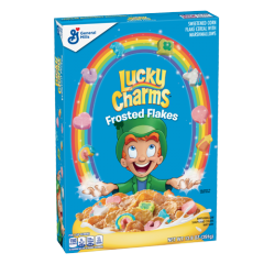 Lucky Charms Frosted Fla Marshmallows 391g