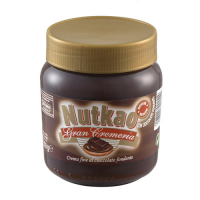 Шоколадная паста Nutkao Gorzka Chocolate cream (350 грамм)