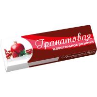 PLASTINKI жев. резинка Гранатовая 12.5 гр