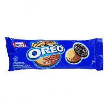 Печенье Орео 29,4гр Дабл Делайт