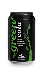 Напиток Green Cola 0,33 л