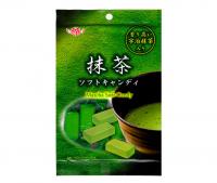 Карамель со вкусом зеленого чая ABE SEIKA 65 гр