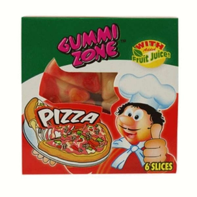 Мармелад жевательный Gummi Zone Pizza XXL 23 г