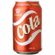 Harboe Cola 330 мл