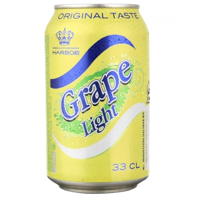 Harboe Grape Light 330 мл