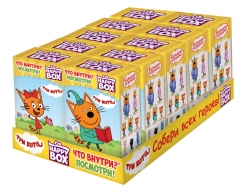 Happy Box Три Кота 18гр