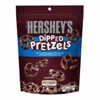 Печенье Hershey`s Dipped Pretzels (черные) 120гр