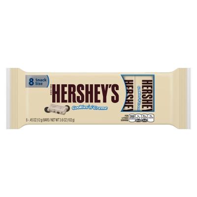 Hershey's COOKIES N CREME 8-PACK 102 гр