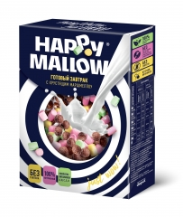 Happy Mallow с зефиром 240гр