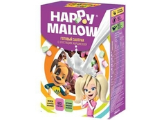 Сухой завтрак с маршмеллоу Happy Mallow Барбоскины 240 гр