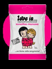 Мармелад жевательный Love is Холодок-малина 25 гр