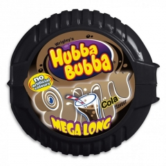 Wrigley Hubba Bubba Bubble Tape Cola 56 гр