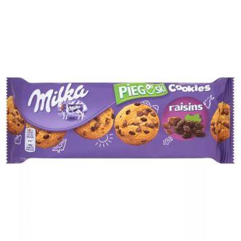 Milka Cookies Raisins (135 грамм)