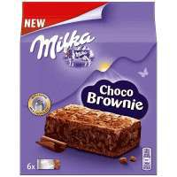 Бисквит Milka Choco Brownie (180 грамм)