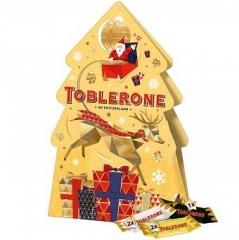 Рождественский подарок Toblerone small 40гр