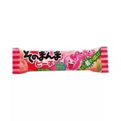Жевательная резинка Coris Peach Bubble Gum со вкусом персика 20 гр