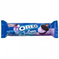 Oreo Ice Cream Blueberry Cookies 133g