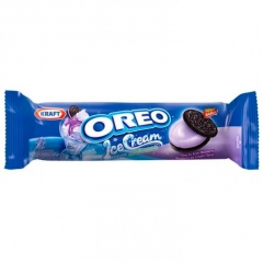 Oreo Ice Cream Blueberry Cookies 133g
