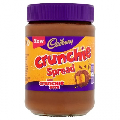 Cadbury Crunchy Spread 400 гр