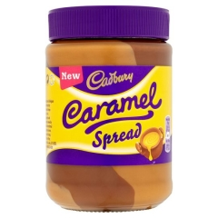 Cadbury Chocolate Caramel Spread 400 гр