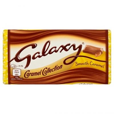 Шоколад Galaxy Caramel (135 грамм)