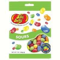 Jelly Belly Peg Bag Sours (70 грамм)